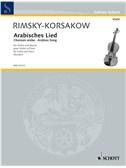 Nikolaj Rimskij-Korsakow: Arabisches Lied