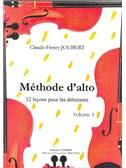 Claude-Henry Joubert: Methode D