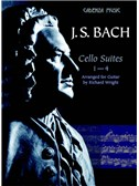 J.S. Bach: Cello Suites 1-4 (Guitar). Classical Guitar Sheet Music