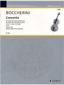 Boccherini, Luigi : Livres de partitions de musique