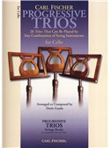 Progressive Trios - 26 Trios For Any Combination Of String Instruments (Cello)