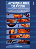 Larry Clark: Compatible Trios for Strings - Violin