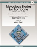 Marco Bordogni: Melodious Etudes For Trombone - Book 2