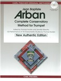 Jean Baptiste Arban: Complete Conservatory Method For Trumpet (Book/CD)