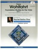 Franz Wohlfahrt: Foundation Studies For The Viola - Book 1
