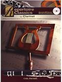 Repertoire Classics - Clarinet