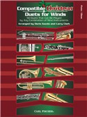 Compatible Christmas Duets For Winds: Flute/Oboe