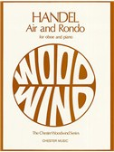 Handel: Air and Rondo for Oboe and Piano