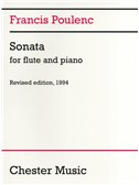 Francis Poulenc: Sonata For Flute
