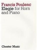 Francis Poulenc: Elegie