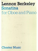 L.Berkeley: Sonatina for Oboe and Piano