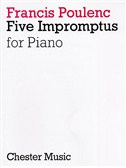 Five Impromptus for Piano
