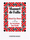 Manuel De Falla: Ritual Fire Dance (El Amor Brujo) For 2 Pianos