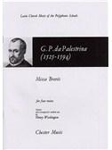 Giovanni Palestrina: Missa Brevis