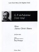 Giovanni Palestrina: Missa Aeterna Christi Munera