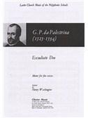 Giovanni Palestrina: Exsultate Deo