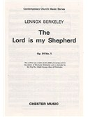 Lennox Berkeley: The Lord Is My Shepherd Op.91 No.1