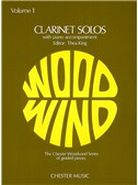 Clarinet Solos Volume 1