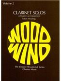 Clarinet Solos Volume 2