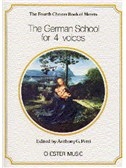 The Chester Book Of Motets Vol. 4: The German School For 4 Voices