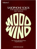 Saxophone Solos Volume 1 E Flat Alto Saxophone