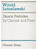 Witold Lutoslawski: Dance Preludes 1954