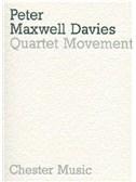 Peter Maxwell Davies: Quartet Movement
