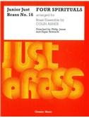 Junior Just Brass 16: Four Spirituals