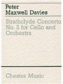 Peter Maxwell Davies: Strathclyde Concerto No. 2 (Miniature Score)