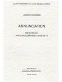 John Tavener: Annunciation