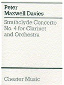 Peter Maxwell Davies: Strathclyde Concerto No. 4 (Miniature Score)