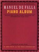 Manuel De Falla: Piano Album