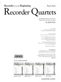 Recorder From The Beginning: Recorder Quartets (Set Of Parts)