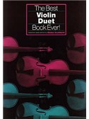 The Best Violin Duet Book Ever