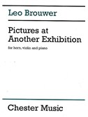 Leo Brouwer: Pictures At Another Exhibition