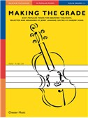 Making The Grade: Grades 1-3 (Violin)