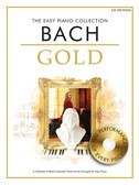 The Easy Piano Collection: Bach Gold (CD Edition)
