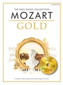 The Easy Piano Collection: Mozart Gold (CD Edition)