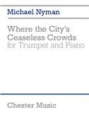 Michael Nyman: Where the City