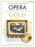The Easy Piano Collection: Opera Gold (CD edition)
