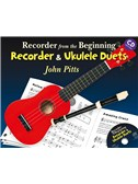 Recorder From The Beginning: Recorder And Ukulele Duets (Book/CD)