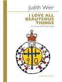 Judith Weir: I Love All Beauteous Things