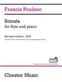 Francis Poulenc: Sonata For Flute And Piano (Audio Edition)