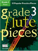 Grade 3 Flute Pieces (Book/Audio Download)