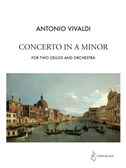 Antonio Vivaldi: Concerto In A Minor - 2 Cellos/Orchestra (Piano Reduction)