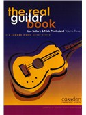 Nick Powlesland/Lee Sollory: The Real Guitar Book - Volume 3. Sheet Music