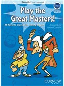 Play The Great Masters! (Recorder)