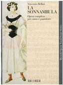 Vincenzo Bellini: La Sonnambula - Opera Vocal Score
