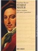 Gioacchino Antonio Rossini: Stabat Mater - Vocal Score