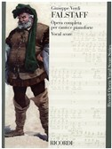 Giuseppe Verdi: Falstaff - Opera Vocal Score